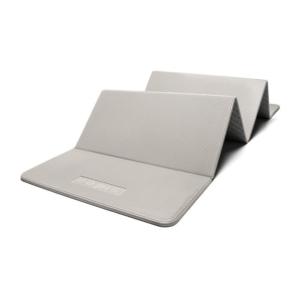 0400/1 tappetino pieghevole in eva - grigio