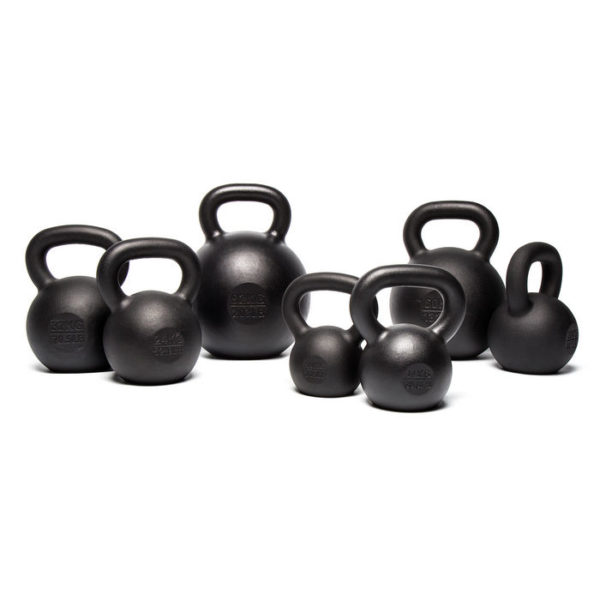 Iron Black Kettlebell