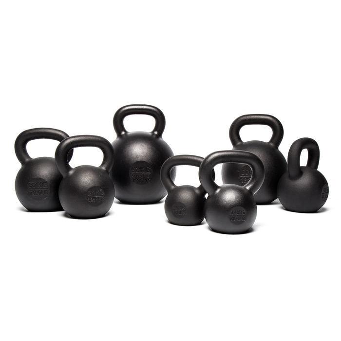 Iron Black Kettlebell