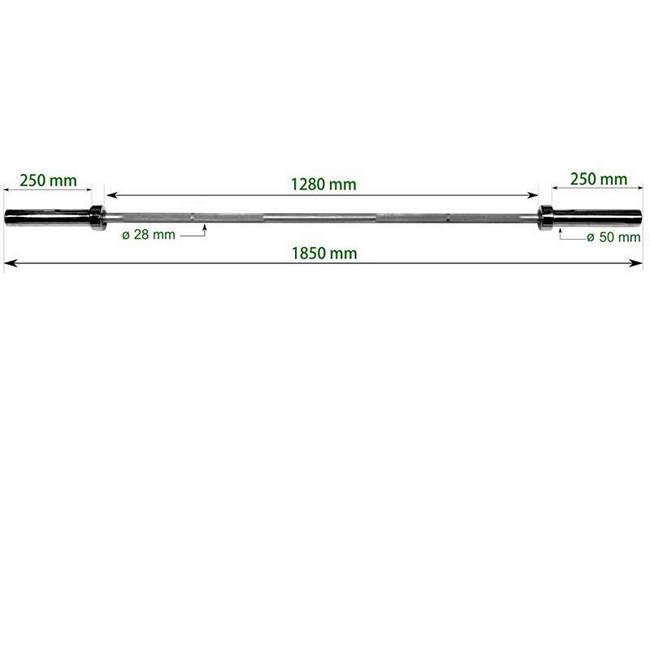 9014/1 Bilanciere leggero in alluminio