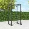 power-cage-rack-sidea-gabbia-allenamento-bilanciere-barbell-training-sollevamento-pesi-barra-trazioni-pull-up-bar-supporti-panca-weightlifting-powerlifting-outdoor-esterno