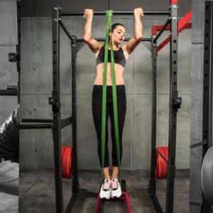 Bande elastiche, Fit tube, Big Tubing e Gym Bar