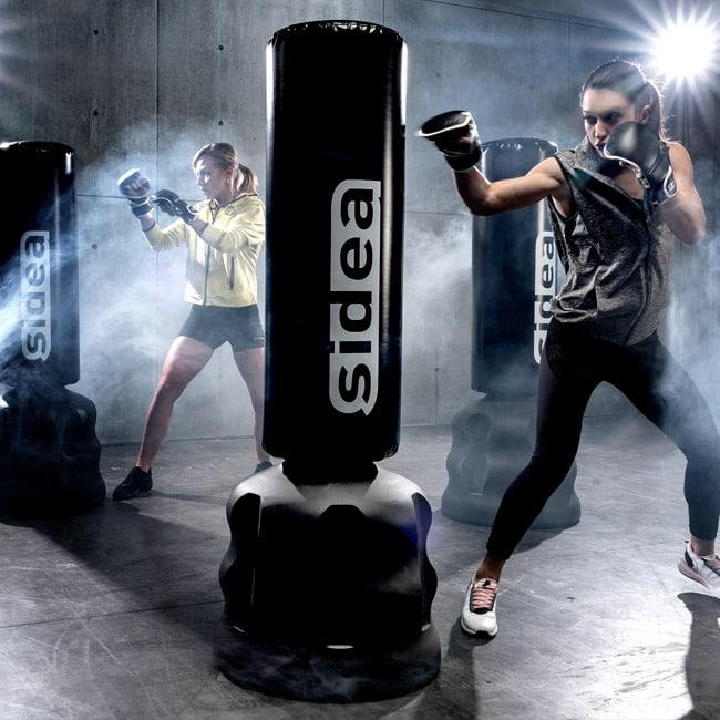 Combat-Fitness boxing