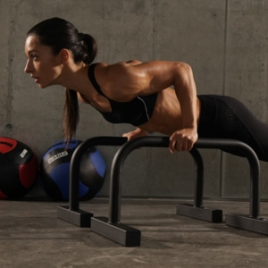 Paralletes & Push-up