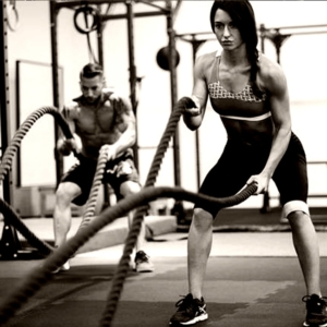 Ropes functional training