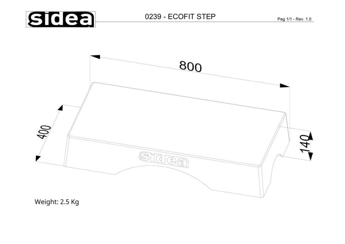 0239 - Ecofit Step-1