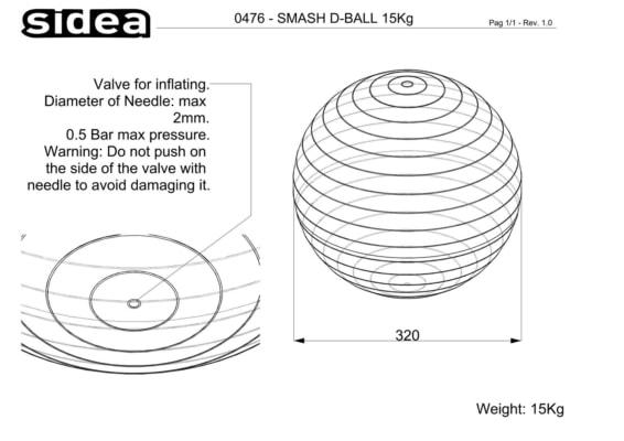 0470-0477 Smash D-Ball