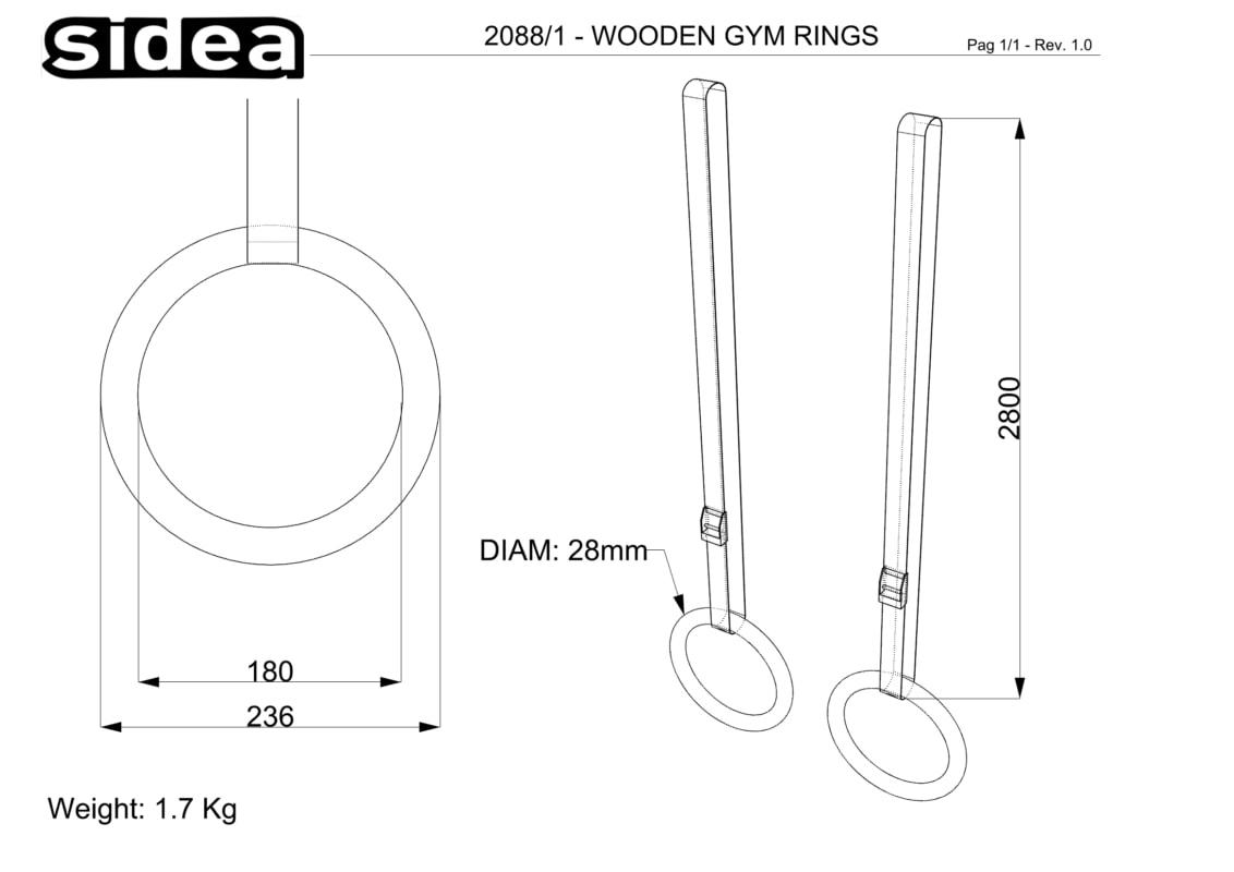 2088/1 Pvc Ring