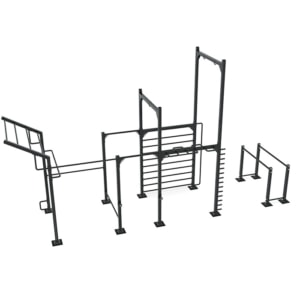 9090 calisthenics rack