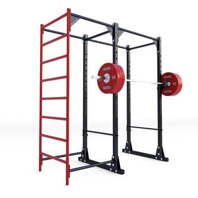 9095 Power Cage Rack - 9095-9 Wall Bar