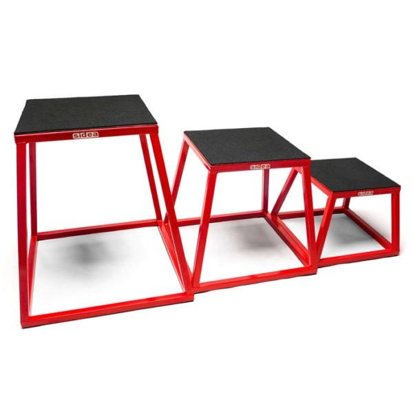 9109 Set Metal Plyobox