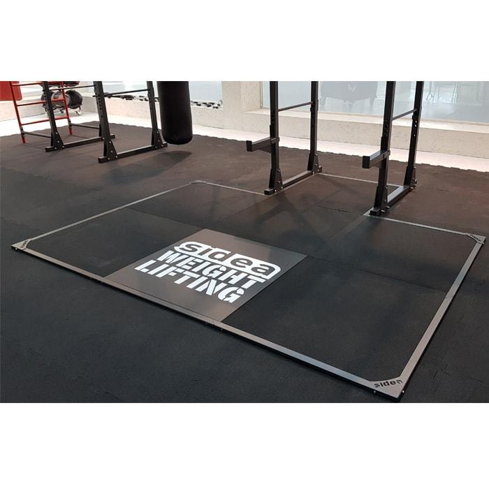 9209 Weight Lifting Platform
