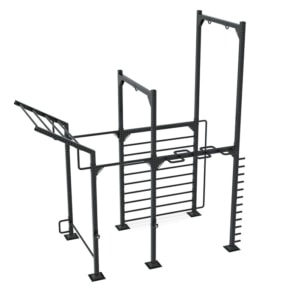 9090-2 calisthenics rack
