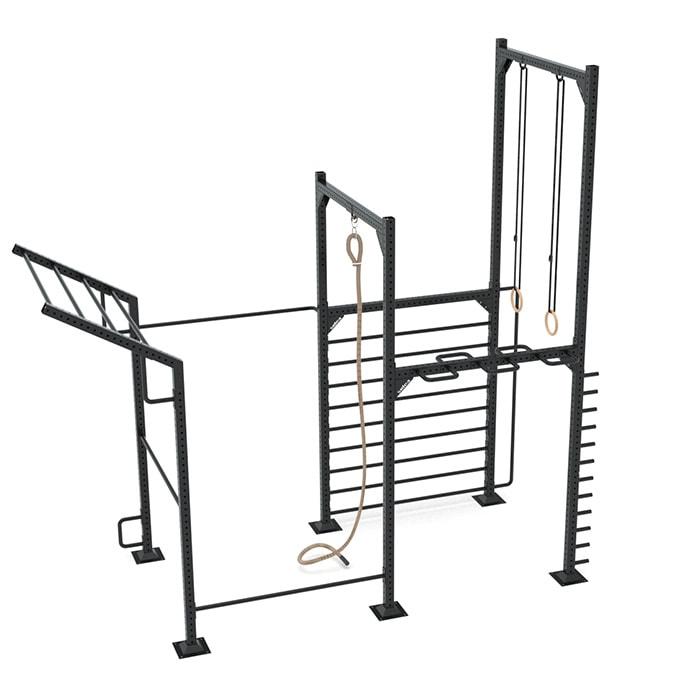 9090-3 calisthenics rack
