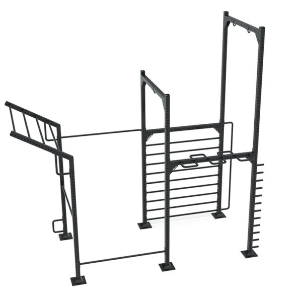 9090-3 calisthenics rack
