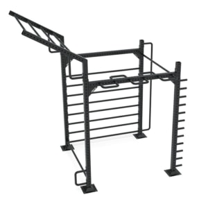 9090-4 calisthenics rack