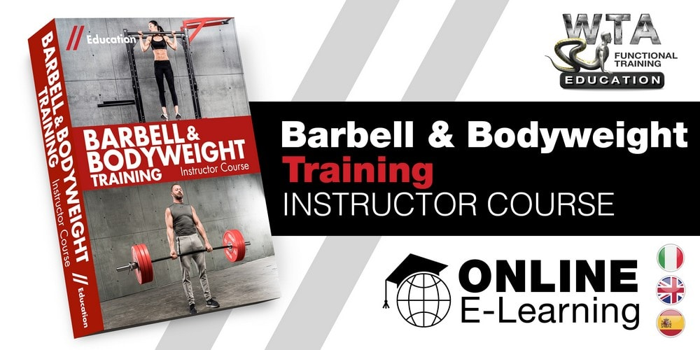 SIDEA Corso Barbell & Bodyweight Training