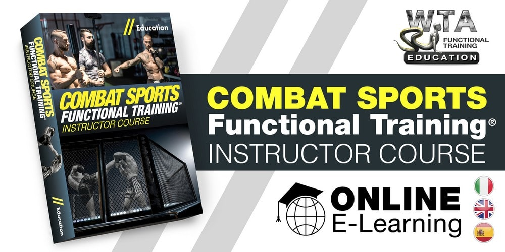 SIDEA Corso Combat Sports Functional Training®