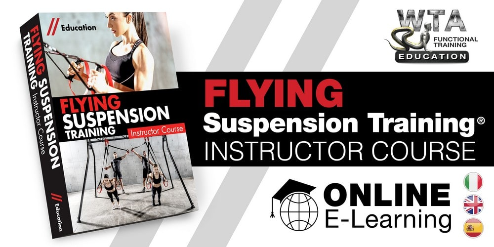 SIDEA Corso Flying Suspension Training