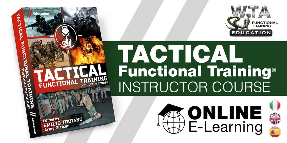 SIDEA Corso Tactical Functional Training®