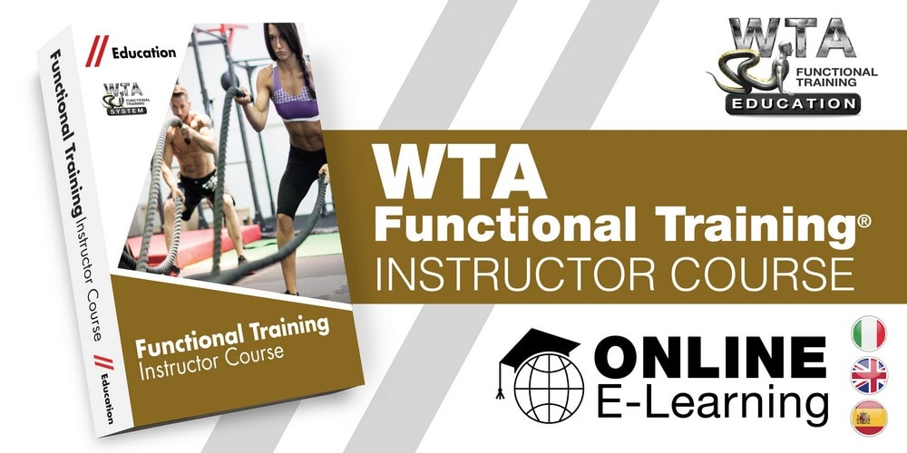 Banner SIto SIDEA Corso WTA Functional Training®