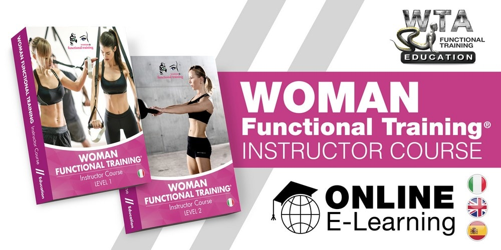 SIDEA Corso Woman Functional Training®