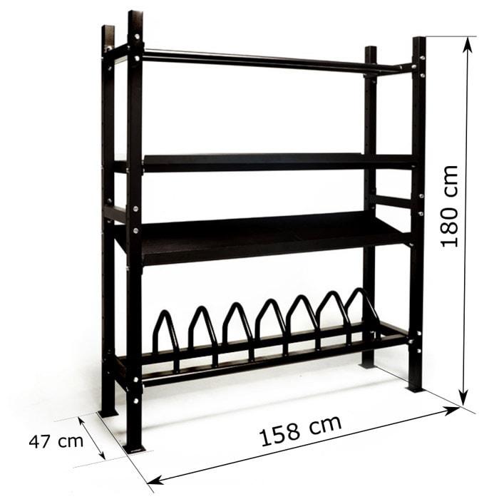 4140 universal storage rack misure nuove