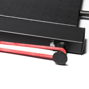 9122 Hip Thrust Platform Bench
