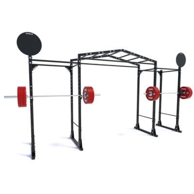 9095 Power Cage Rack