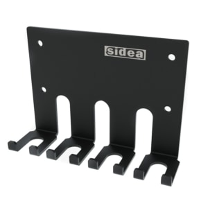 9049-3-Wall Barbell Rack 4 Places