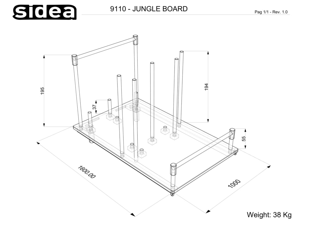 9110 - Jungle Board-1