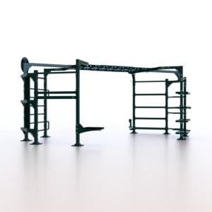 9093/2 Functional Rack Modello 1