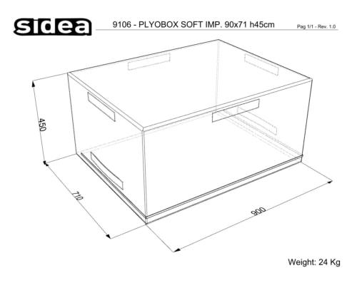 9105-9107 Plyobox Soft Impact
