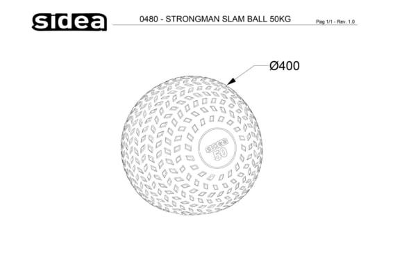0478-0484 Strongman Smash D-Ball