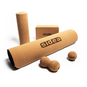 holistic-cork-kit-set-attrezzi-sughero-allenhamento-corpo-libero-tappetino-yoga-block-massage-ball-pallina-massaggio-roller-rullo-massaggi