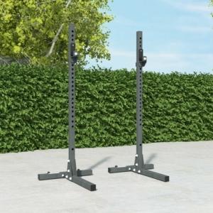 Olympic-Bar-Support-Pro-supporto-bilanciere-rack-porta-bilanciere-squat-panca-sollevamento-pesi-allenamento-home-gym-sidea-outdoor