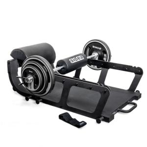 hip-thrust-kit-set-attrezzi-panca-bilanciere-supporti-piattaforma-barbell-pad-postazione-bench-supporto