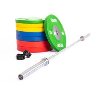 kit-competition-sollevamento-pesi-bilanciere-bumper-dischi-collari-ferma-competizione-gara-pesistica-crossfit