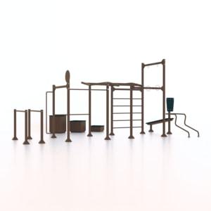 Public-Island-rack-allenamento-spazi-pubblici-struttura-outdoor-calisthenics-functional-training-funzionale-sospensione-parchi-spiagge