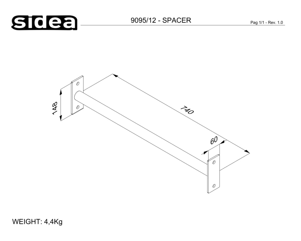 9095_12 - SPACER